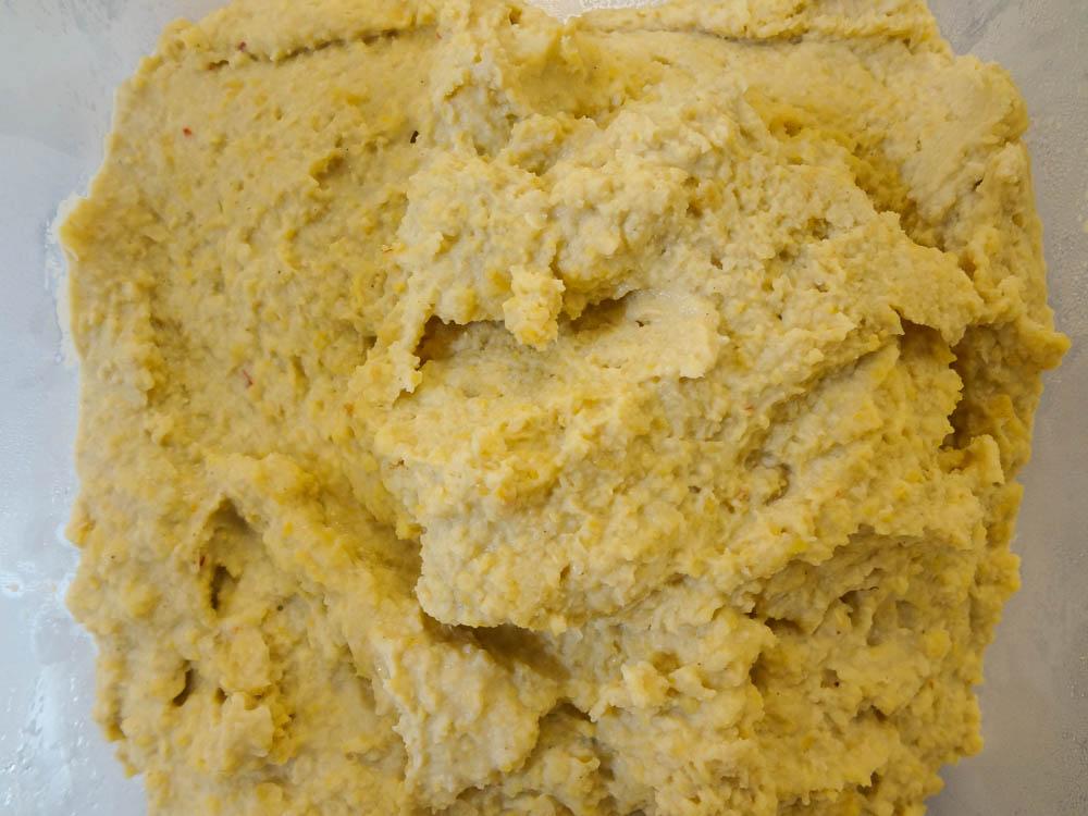 Hummus med skyr